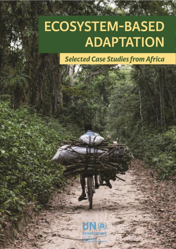 Eco-Based Adaptation (EbA):  Selected Case Studies from Africa - French