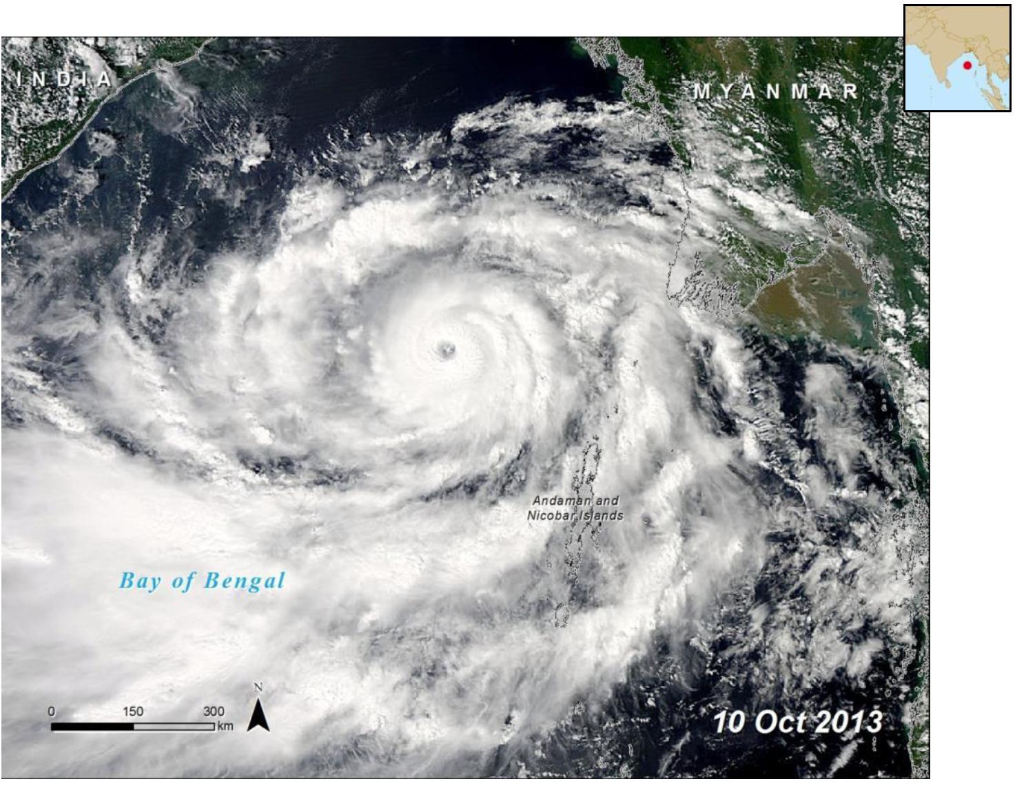 Natural Disasters Cyclone
