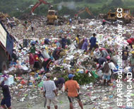 waste disposal problems with growing population pdf