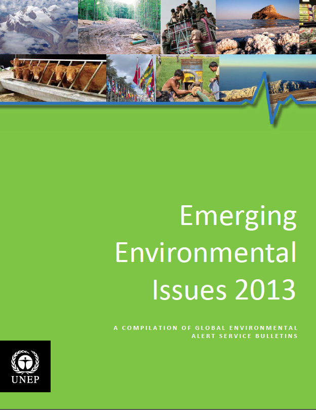 GEAS Emerging Issues 2013